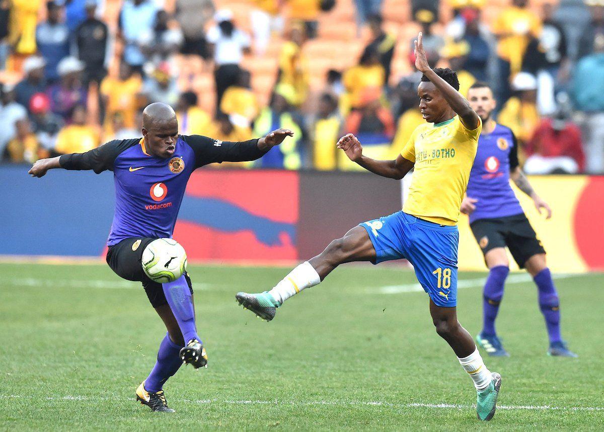 PSL Live scores Mamelodi Sundowns 11 Kaizer Chiefs FT
