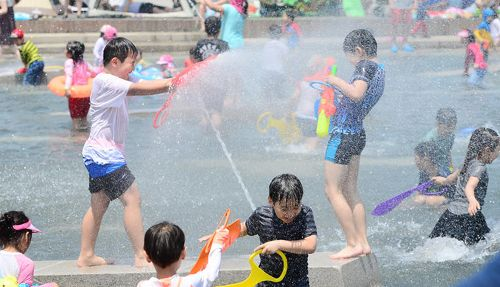 Seoul Experiences the Hottest May in History | Koogle TV