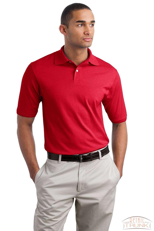 9f483000 Jerzees 437M SpotShield 5.6-Ounce Jersey Knit Sport Shirt | Products ...