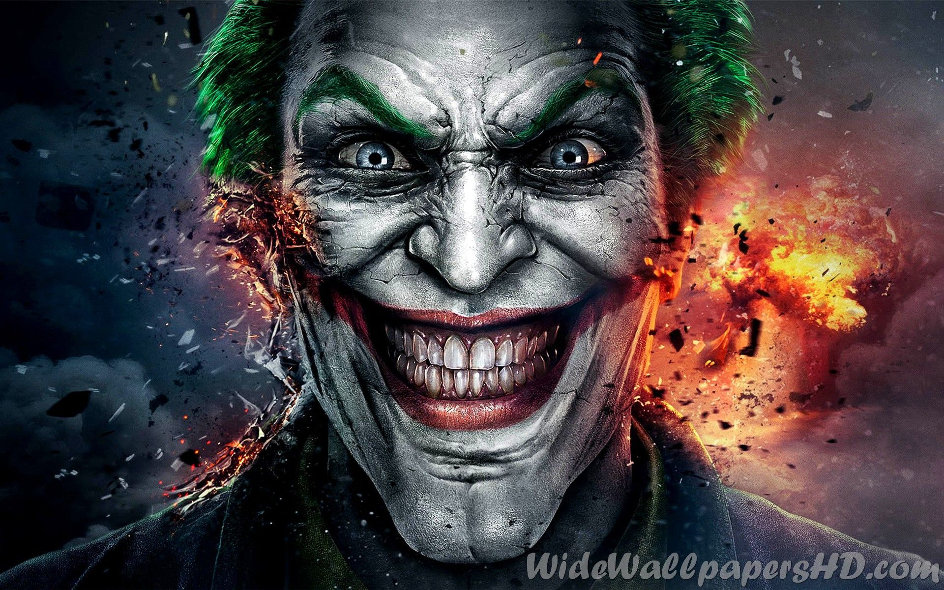 Imagen Del Joker Hd 4k Guason Batman Imagenes De Joker Y