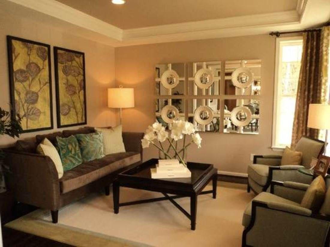 Cool Elegant Decorative Mirrors For Living Room