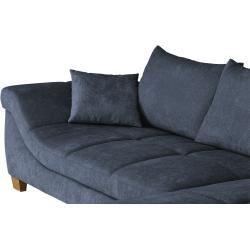 bobb Ecksofa Arielle - blau - 94 cm - Polstermöbel > Sofas > Ecksofasmoebelkraft.de -  - #Arielle #Blau #bobb #Ecksofa #Ecksofasmoebelkraftde #Polstermöbel #Sofas