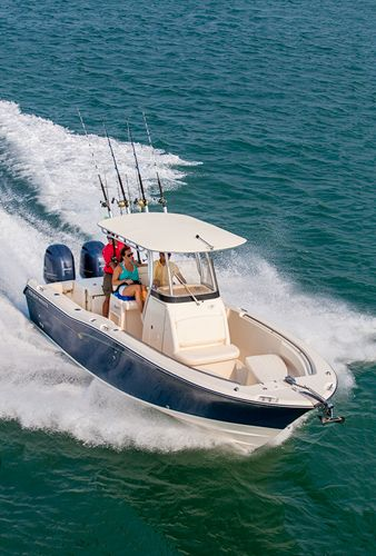 Grady-White Boats : Fisherman 257 - 25' Center Console