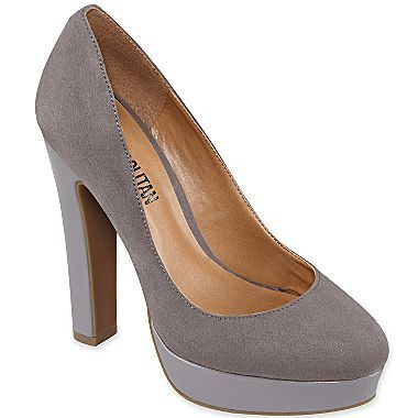 f1116dde4054 Cosmopolitan® Jackie Platform Pumps - jcpenney Shoes Heels Pumps