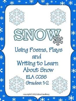 Snow Personification Poems