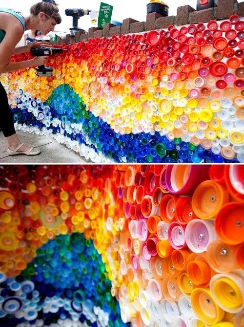 90 Ideen zum Basteln mit Plastikflaschen: So macht Recycling Spaß - Wohnideen und Dekoration #recyclingbasteln