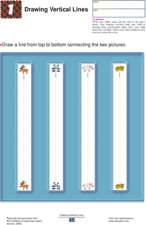 Drawing Lines Mdo Centers Pinterest Worksheets Pre School And