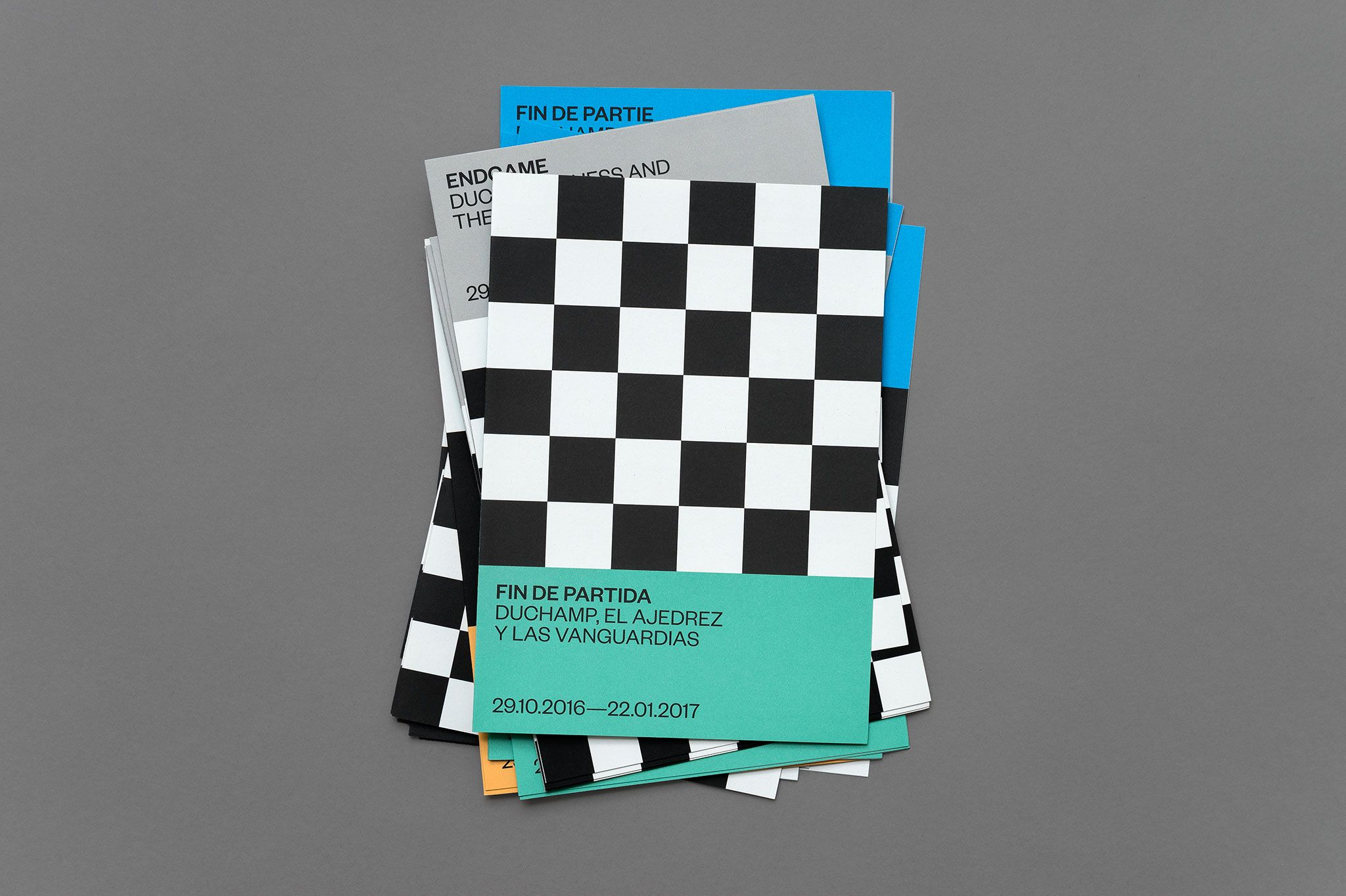 Fi De Partida Hey Book Design Chess Joan Miro