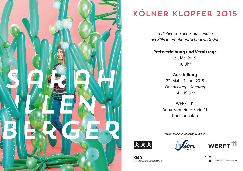 Kölner Klöpfer2015