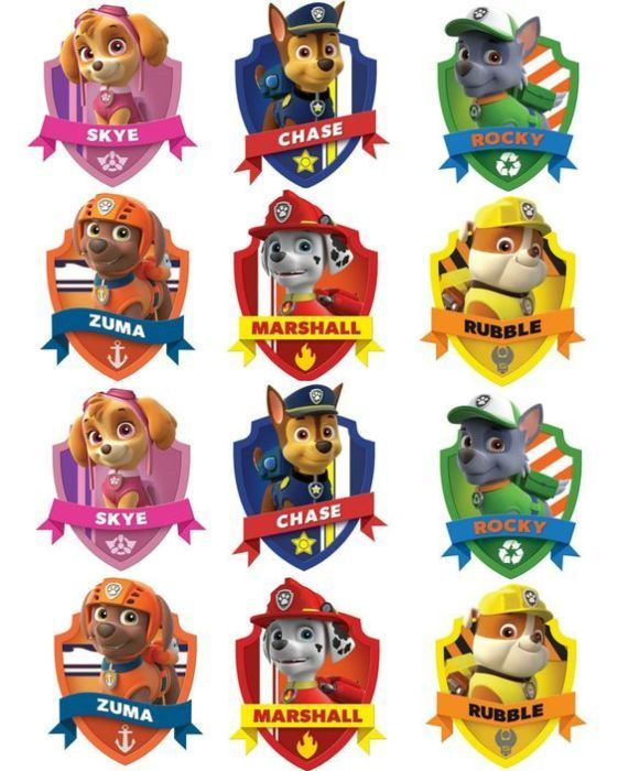 Paw Patrol Birthday Party Puptastic Ideas! - Paw patrol birthday, Paw patrol birthday party, Paw patrol party, Paw patrol cupcakes, Paw patrol characters, Paw patrol printables - Throw a fun children's birthday party with these paw patrol party ideas! Which one is your favorite  It's hard for me to choose just one!