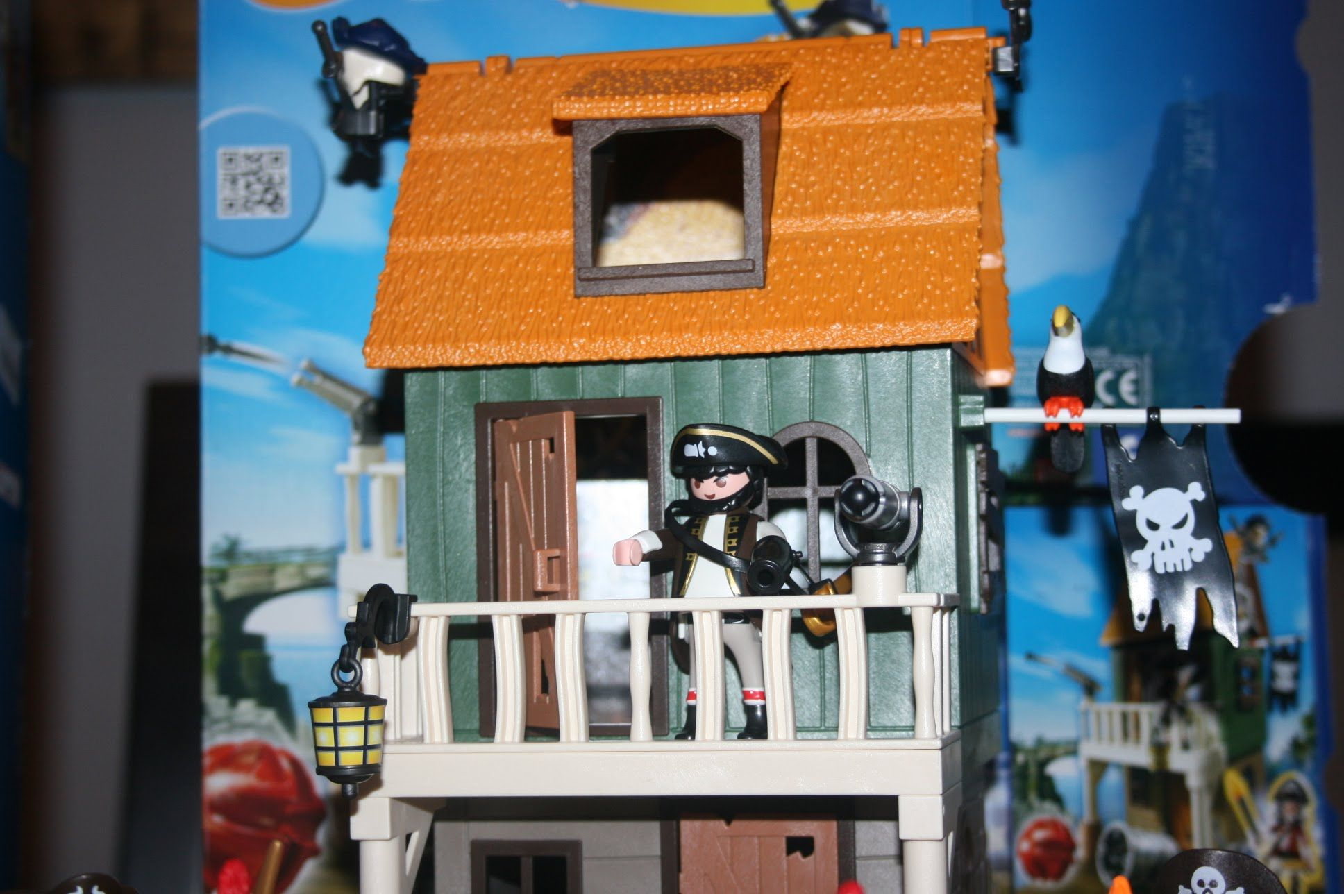 Tutorial como poner luz a una casa pirata playmobil super for Playmobil pferde set