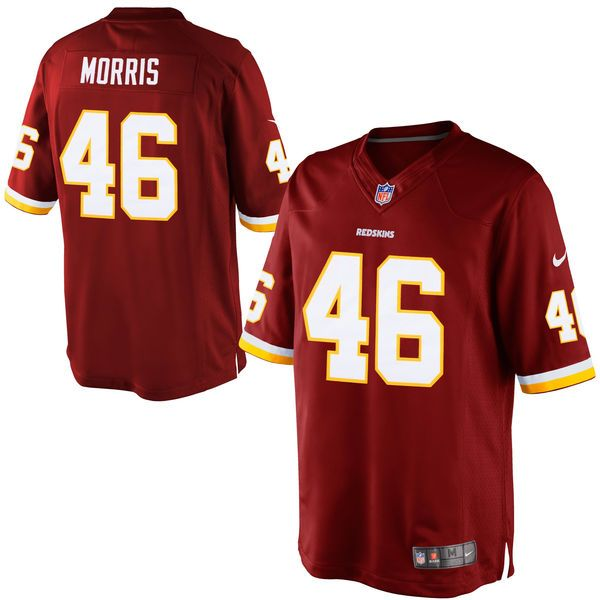 redskins burgundy jersey