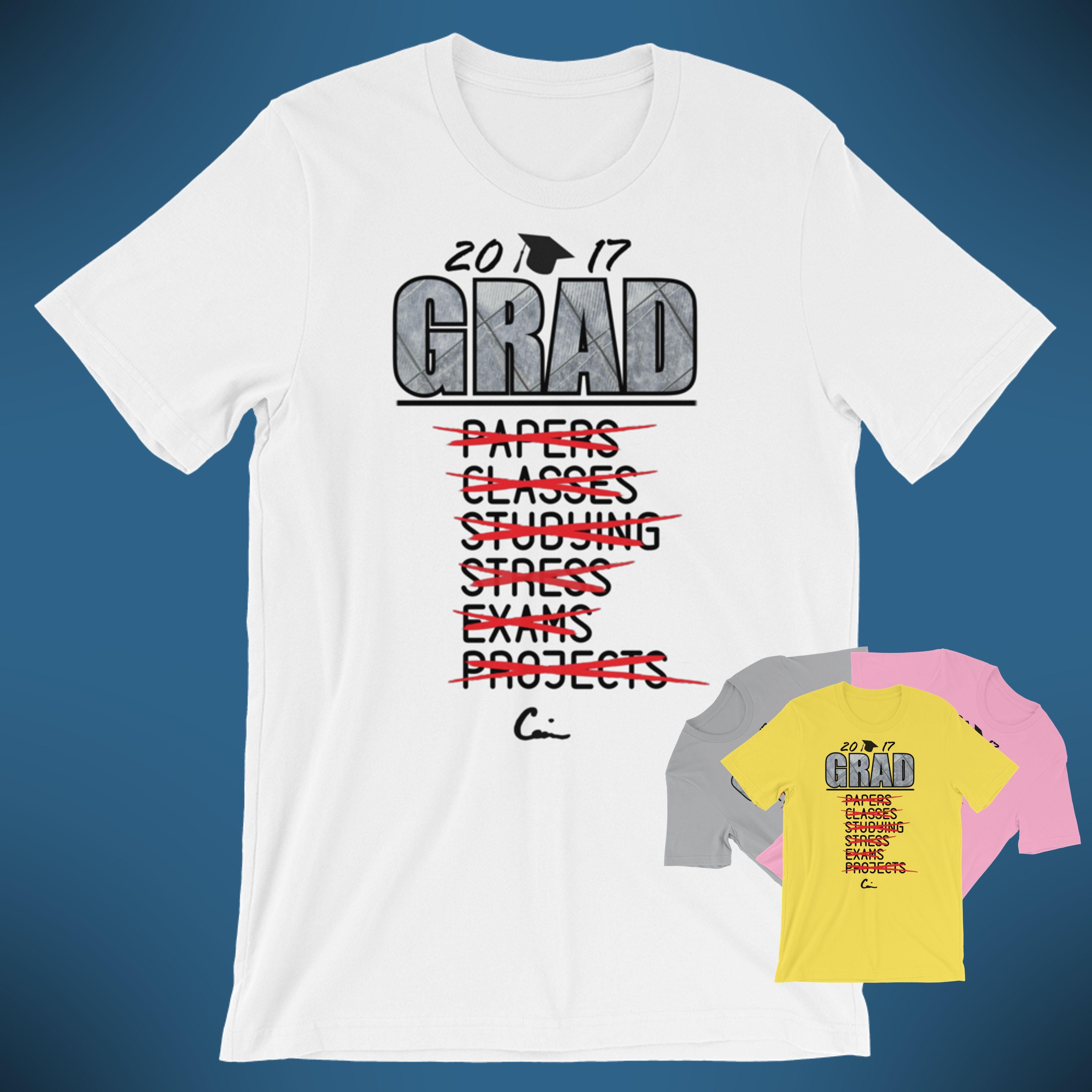 Graduate Checklist Short Sleeve