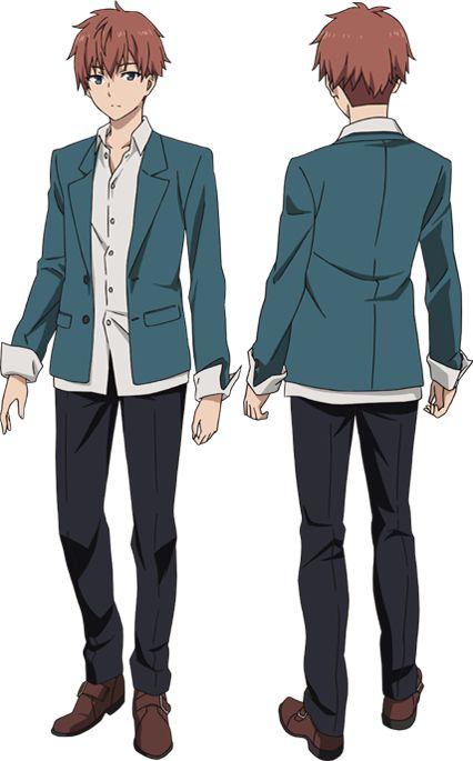 ochiai tatsuya shirobako production assistant of musashino animation he leaves musashino animation to become production manager at studio canaan