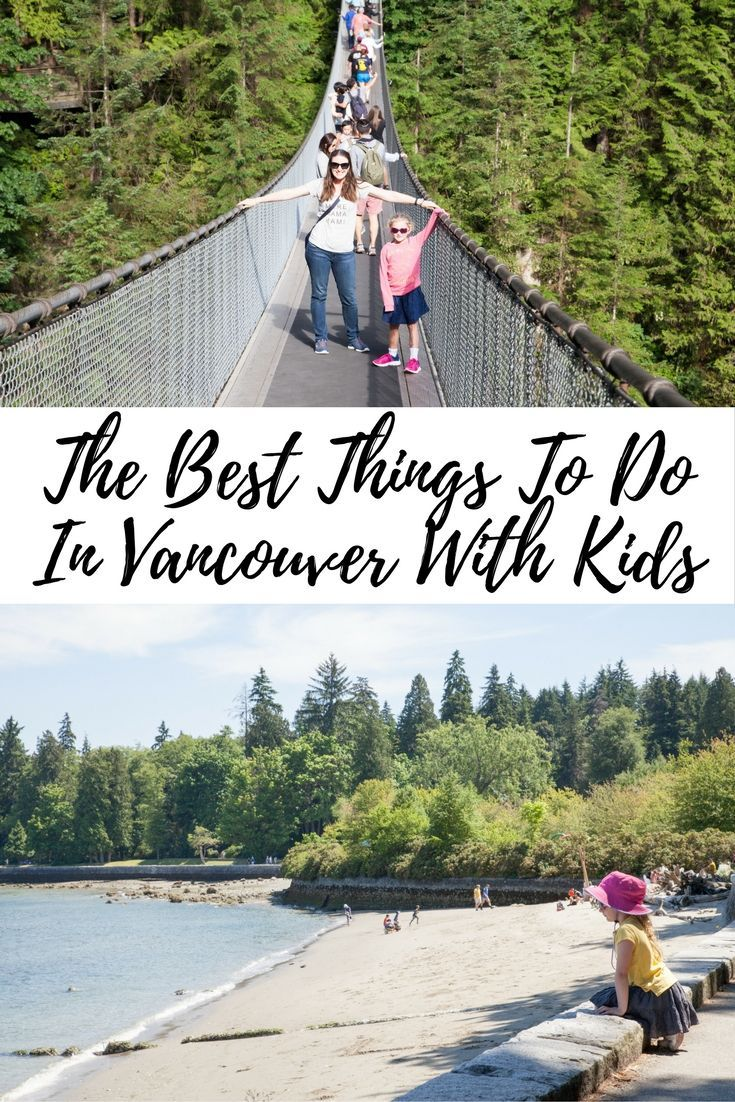 The Best Things To Do In Vancouver With Kids #style #shopping #styles #outfit #pretty #girl #girls #beauty #beautiful #me #cute #stylish #photooftheday #swag #dress #shoes #diy #design #fashion #Travel