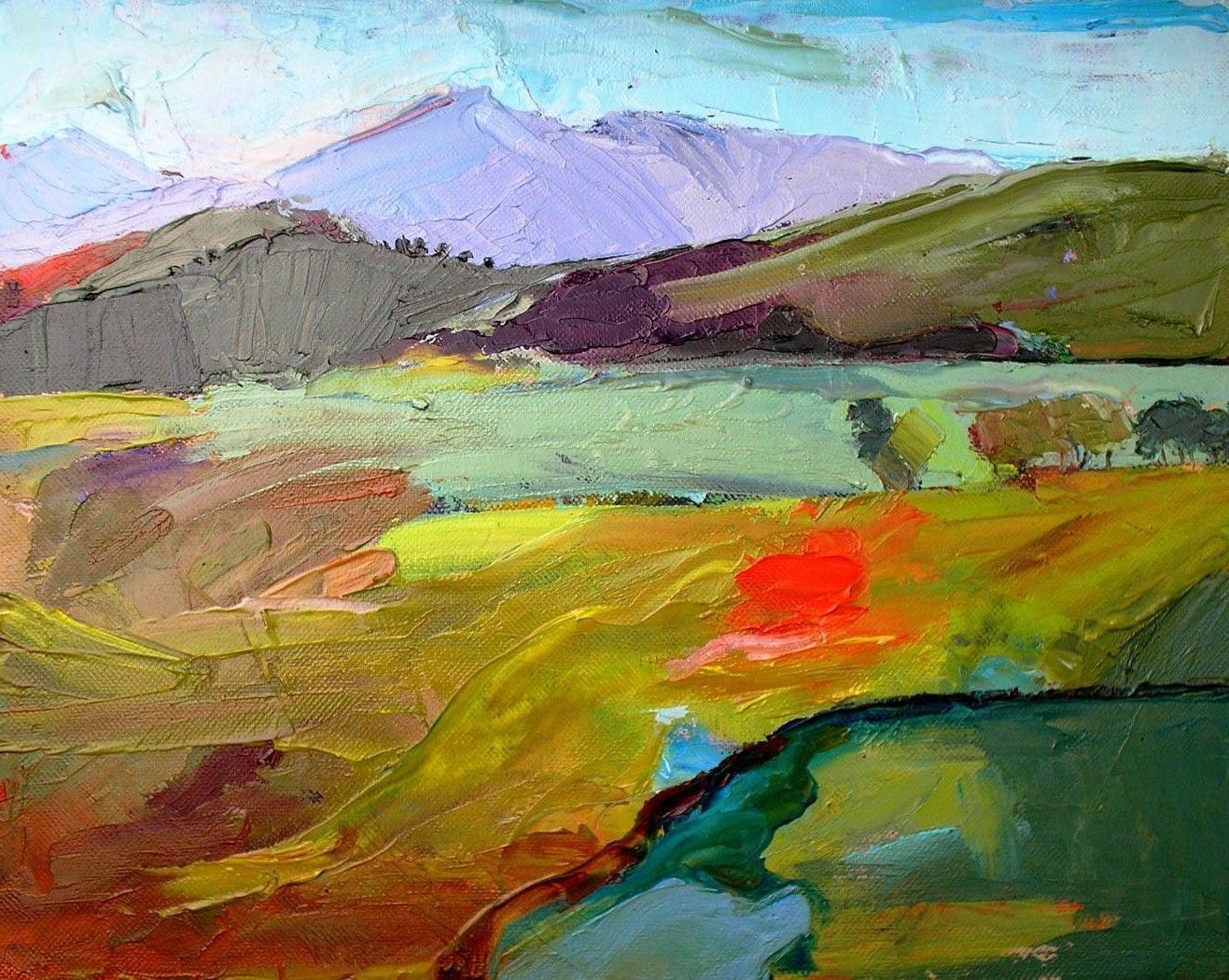 famous contemporary landscape artists | newyorkutazas.info ...
