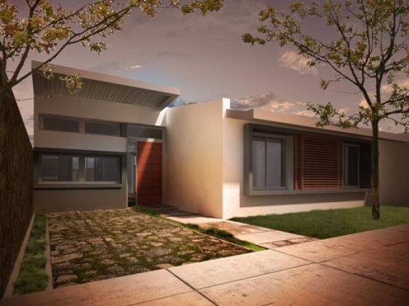 Sauco 2 dormitorios procrear programa cr dito for Modelos viviendas procrear