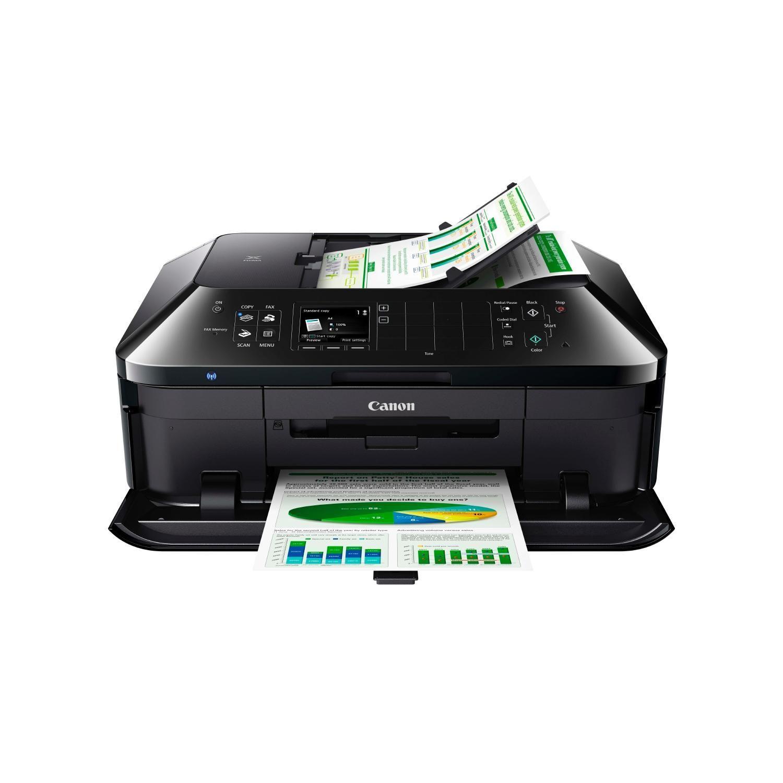 Canon PIXMA MX925 Tintenstrahl-Multifunktionsdrucker Scanner Kopierer Fax WLAN