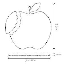 Resultado De Imagen Para Dibujos De Manzanas Mordidas Cosas Que