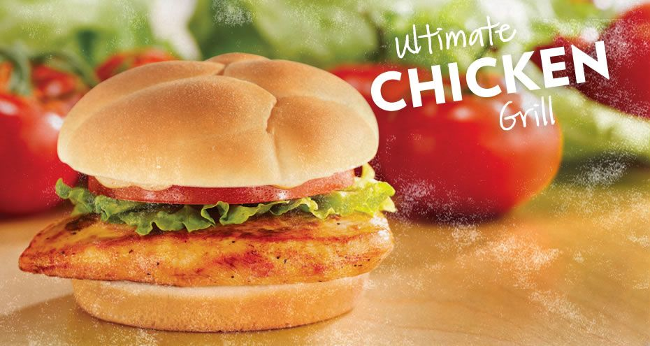 Ultimate Chicken Grill no Mayo - Wendy's