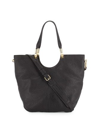 Convertible+Large+Shopper+Bag,+Black+by+Elizabeth+and+James+at+Neiman+Marcus.