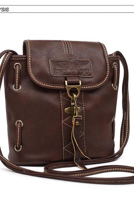 4206657c485f Women handbags pu leather bags ladies brand bucket shoulder bag vintage  crossbody