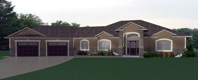 Bungalow Plan 2017559 With A Crawl E By Designs