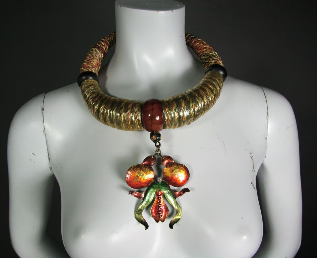 third eye featuring march zkd silk ribbon cream ketola designs handmade hand in necklace dyed lotus zurina update