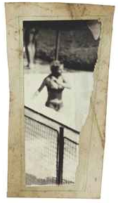By Miroslav Tichy (1926-2011), 1950s-1980s, Untitledgelatin silver print on mount with hand-drawn border.