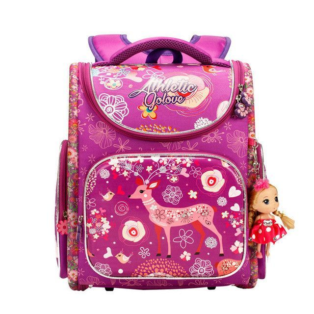 087e6aeecb3 2017 Top Quality Children School Bags for Girls Boys Waterproof ...