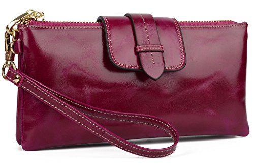 Yahoho Damen echtes Leder Wristlet Geldbörse Smartphone Clutch mit Metal Schulter Kette rosa Yahoho http://www.amazon.de/dp/B016ENU7K4/ref=cm_sw_r_pi_dp_33Zlwb0XRBQ3A