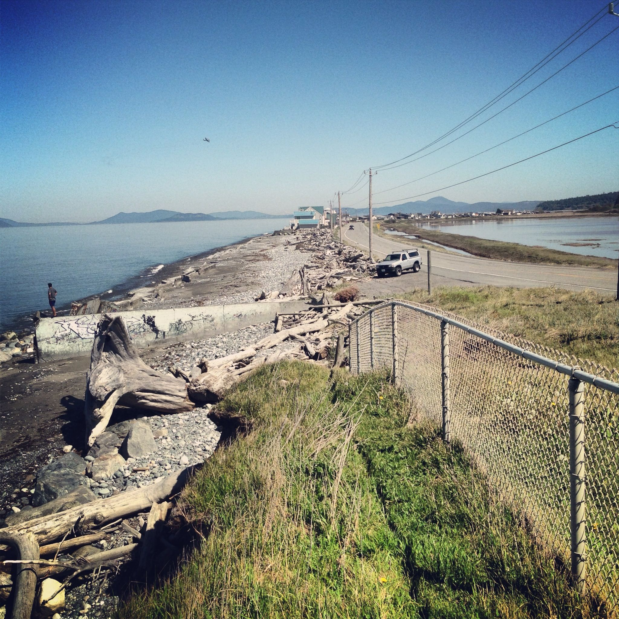 West Beach Of Whidbey Island It S Like Living In Southern