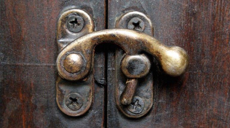 VIntage Door Lock and vintage door handles etsy - VIntage Door Lock And Vintage Door Handles Etsy Door Handle