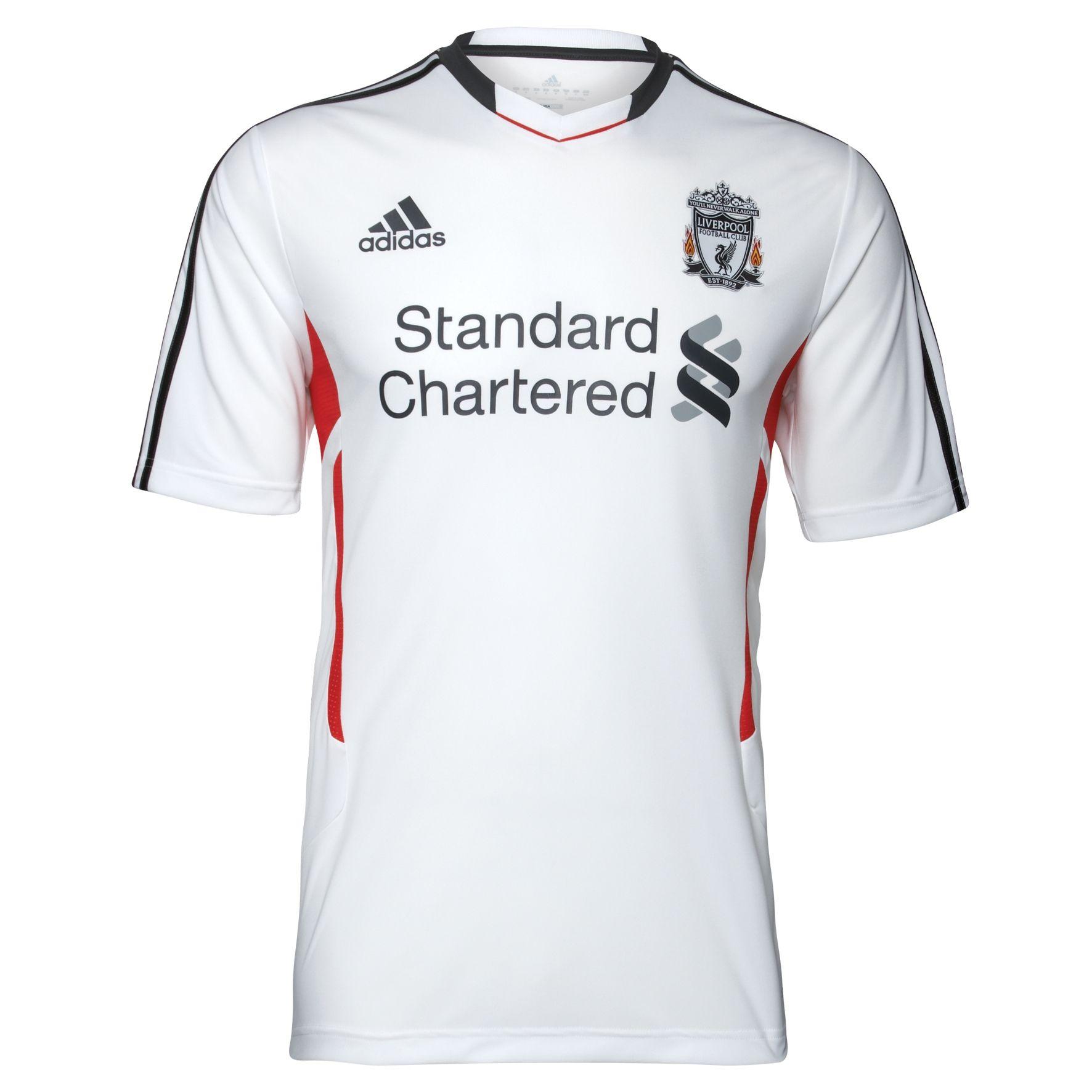 adidas liverpool fc 2012 13 third shirt · soccer jerseysfootball