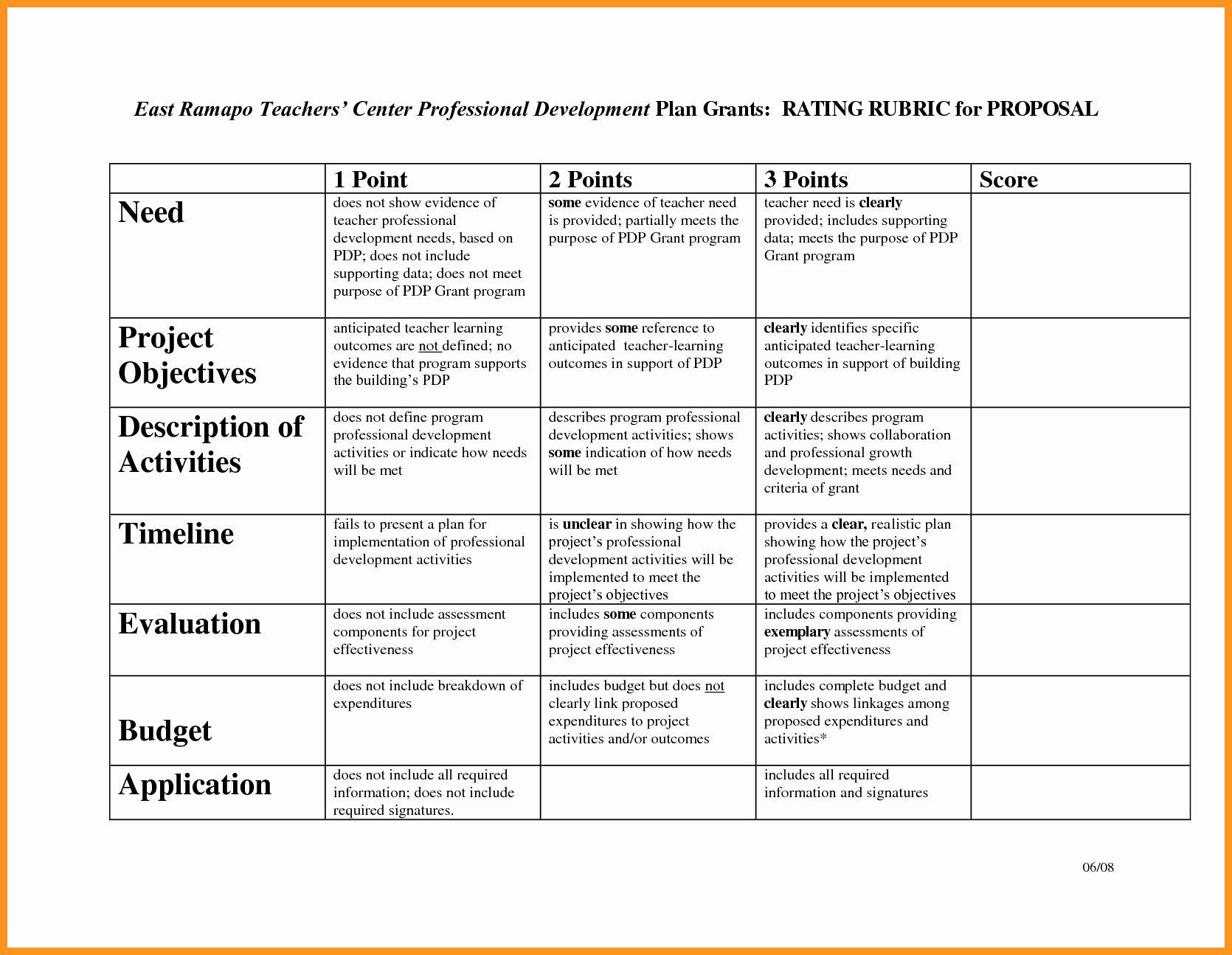 Professional Development Plan Sample For Teachers Beautiful 10 11