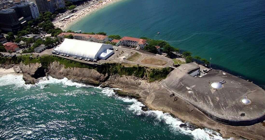 Forte de Copacabana RJ
