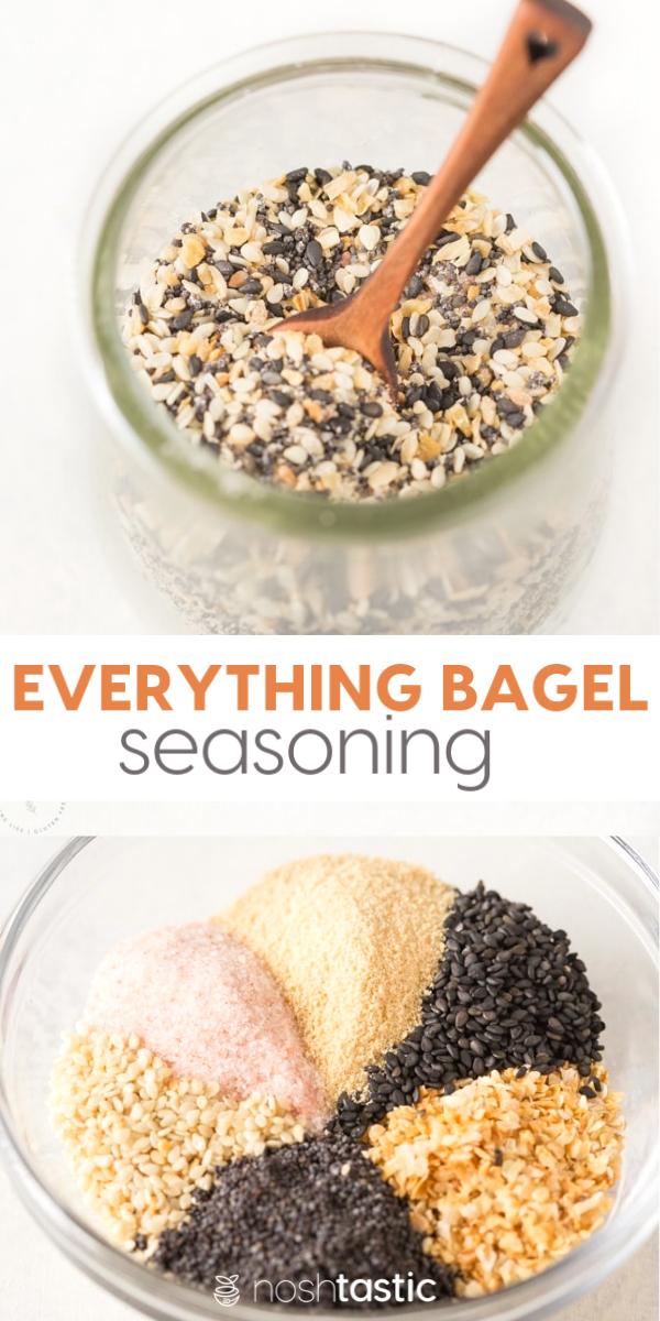Everything But The Bagel Seasoning