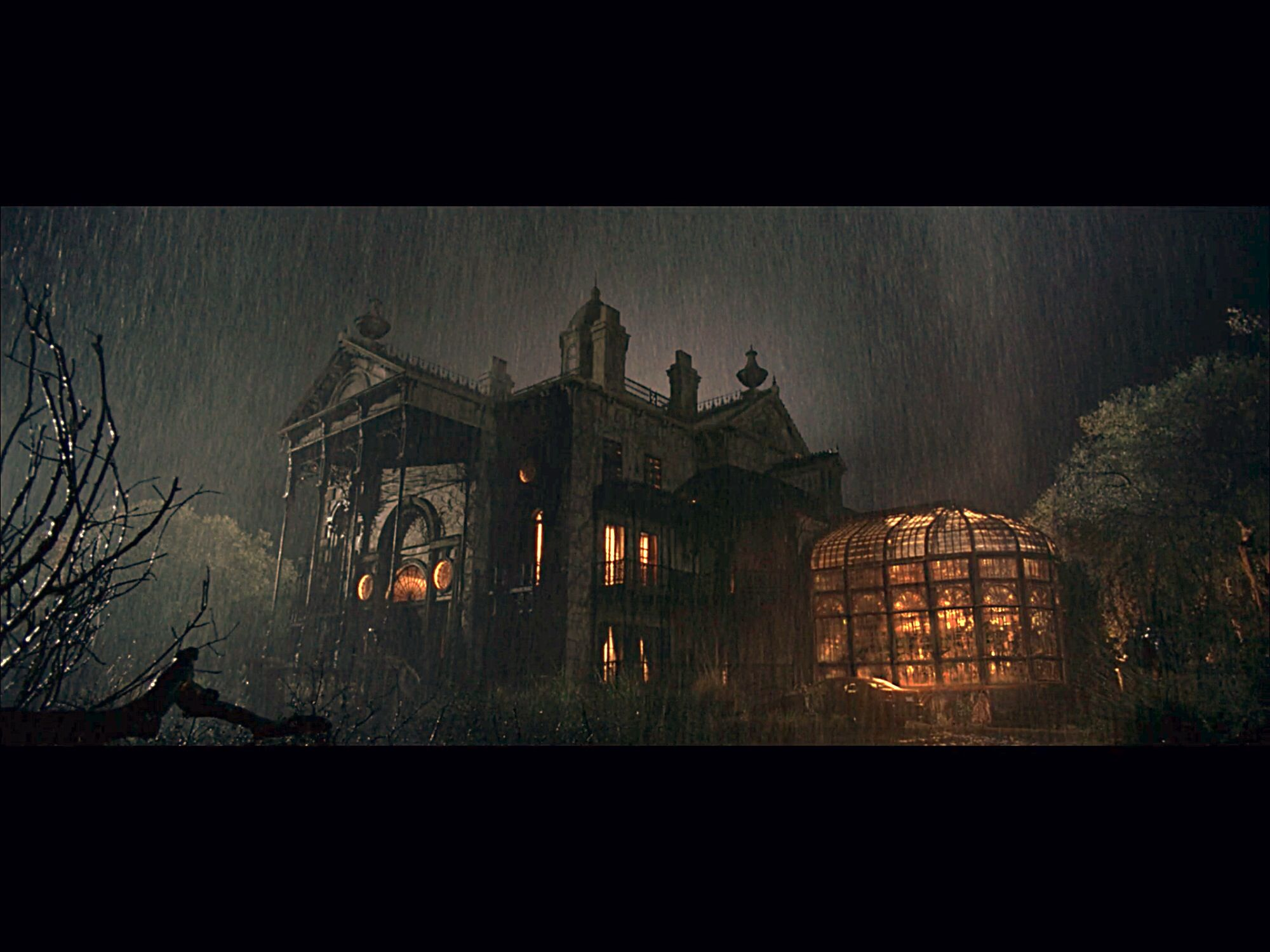 Haunted Mansion Movie Set Screenshot Haunted Mansion Mansions Disney Haunted Mansion