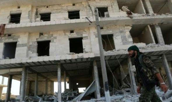 انتهاء مهلة حددتها قوات سورية الديموقراطية لخروج…: انتهت ظهر السبت مهلة حددتها قوات سوريا الديموقراطية لخروج تنظيم الدولة الاسلامية من…