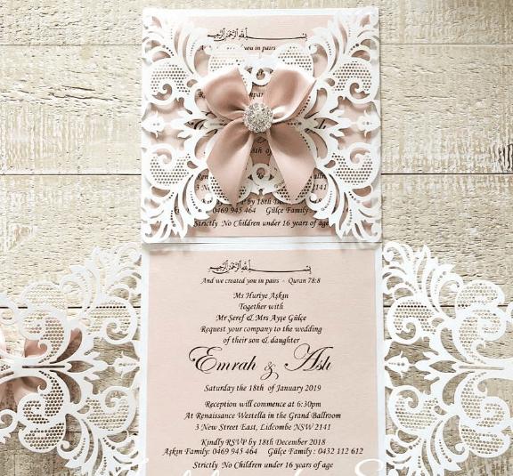 25 Islamic Wedding Invitation Card Designs For Muslims Wedding Card Wordings Muslim Wedding Cards Muslim Wedding Invitations