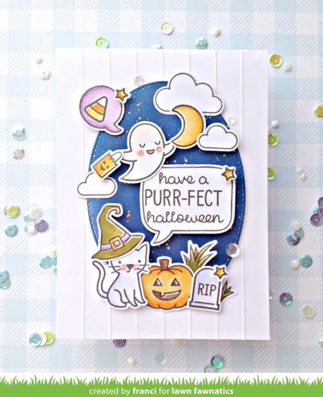 Pin By Susan Kapost On Halloween Cat Cards