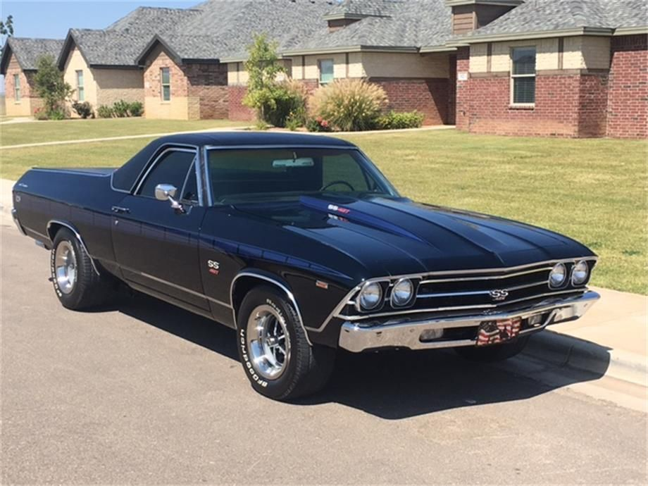 Large Photo Of 1969 Chevrolet El Camino 29 000 00 Oid8