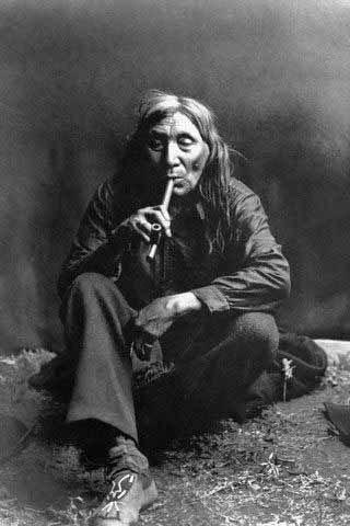 Piegan Crow Eagle Edward Curtis Native American Photo