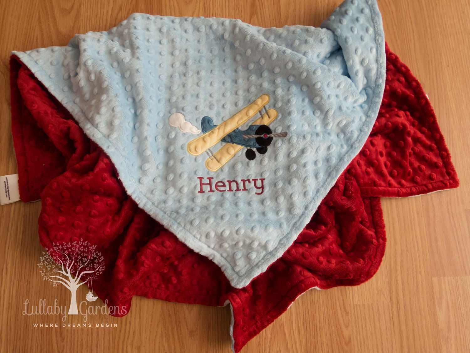 Airplane personalized minky baby blanket airplane minky baby airplane personalized minky baby blanket airplane minky baby blanket personalized baby boy blanket personalized baby gifts negle Gallery
