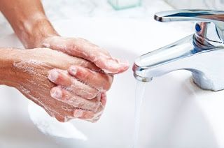 It's a mom's world: Hand Washing Not the Answer to Combat Germs