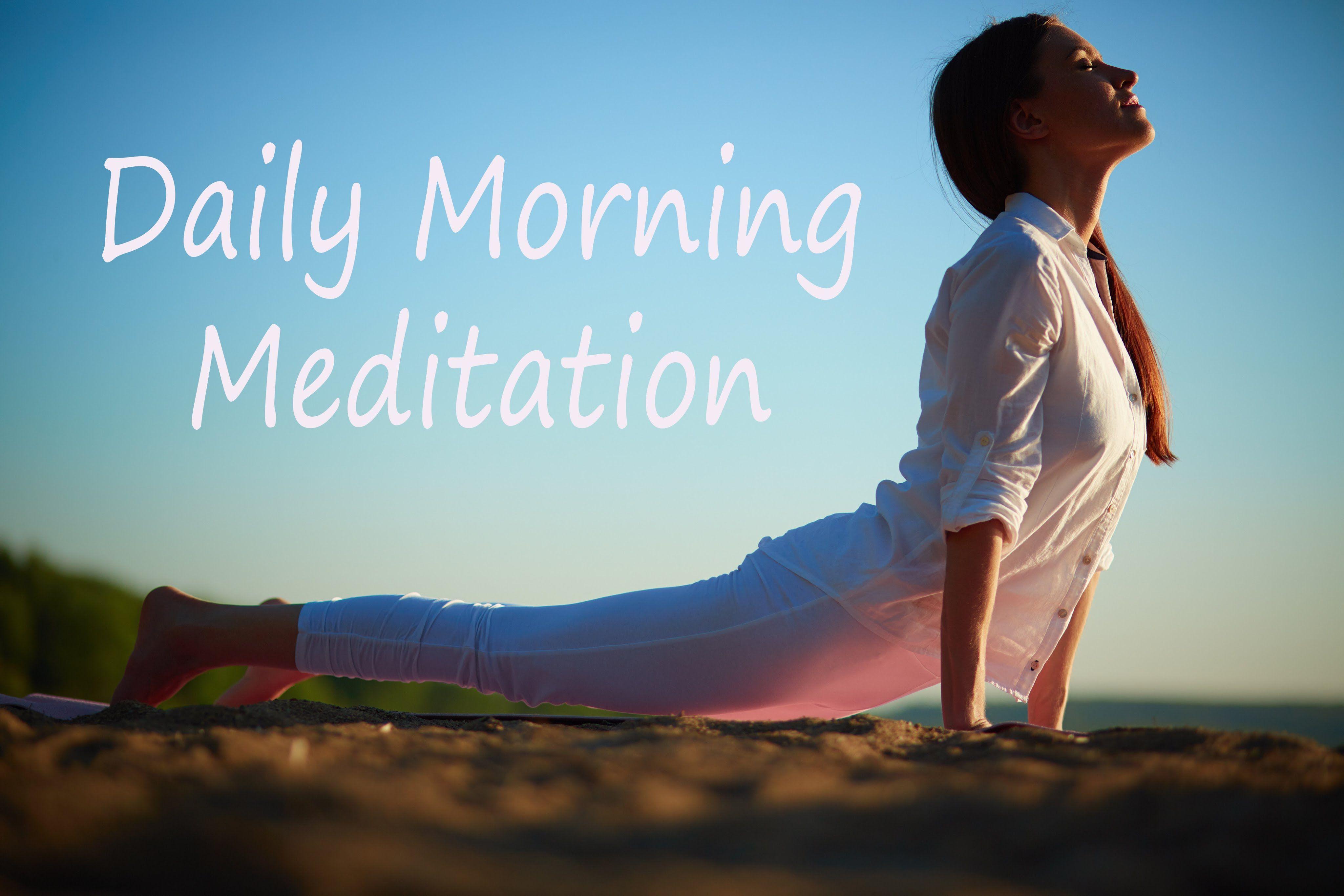 Abraham Hicks ~ Daily Morning Meditation (with music ...