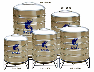 Daftar Harga Tangki Air Plastik Stainless Steel 5000 Liter Penguin 500 Liter 1000 Liter Excel Murah Tedmod Profil Tank Tirta Decorative Jars Dulux Jar