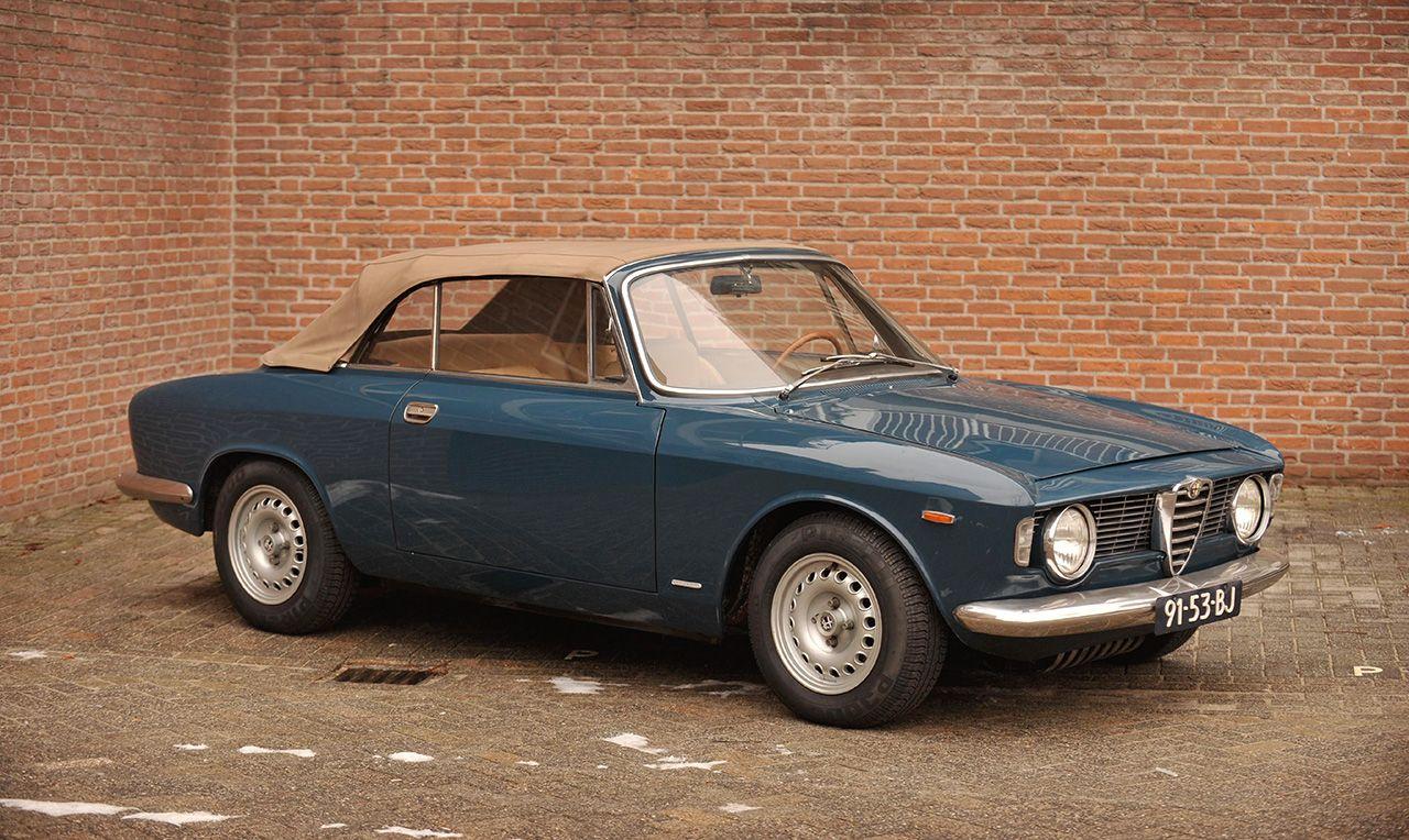 Alfa Romeo Giulia Sprint Gtc 1966 Alfa Romeo Giulia Alfa Romeo Classic Cars