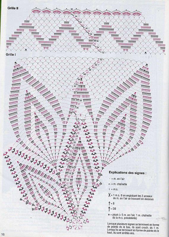 imgbox - fast, simple image host | mas de crochet | Pinterest ...