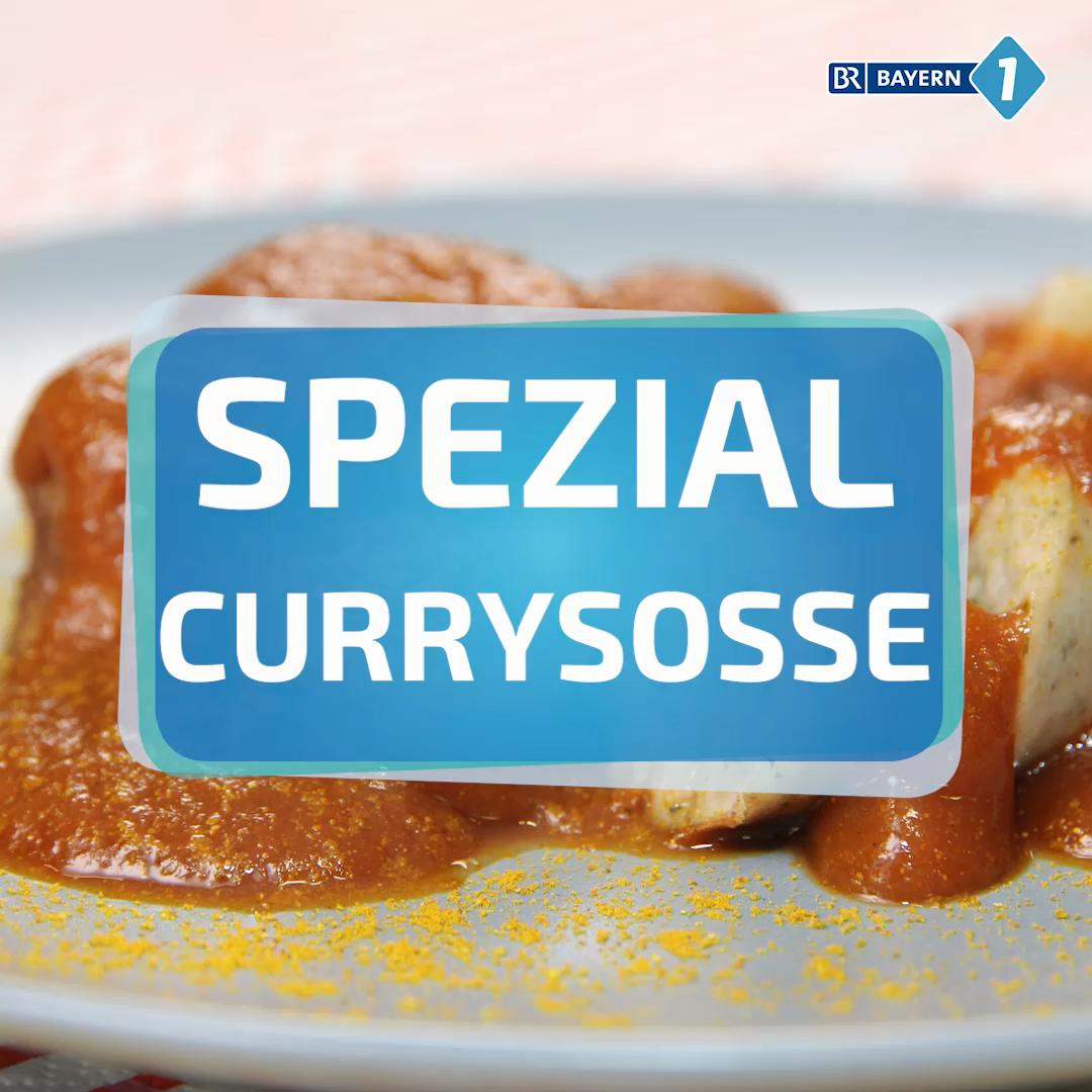 Currywurst Sauce selbermachen